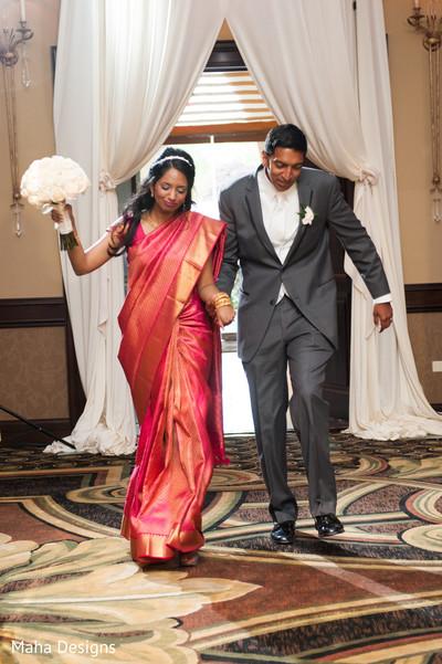 Niles IL Indian Wedding By Maha Designs Maharani Weddings