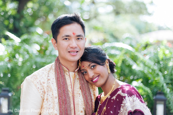 Fort Lauderdale FL Indian Chinese Fusion Wedding By Nami
