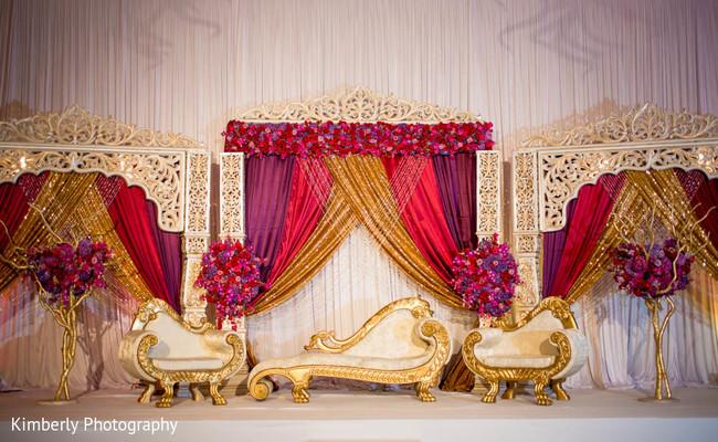 Pakistani wedding decor  Photo 68132
