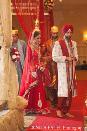 Woburn MA Indian Fusion Wedding By Binita Patel