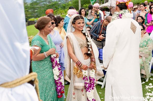 The Perfect Wedding traditional hawaiian wedding dress