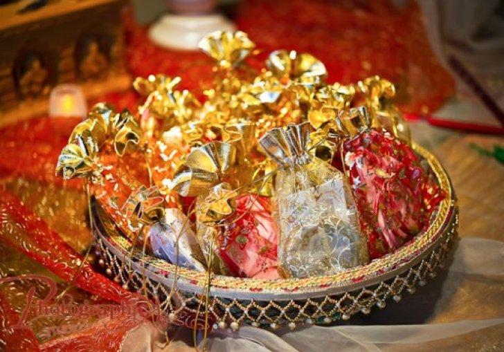 Chinese Wedding Basket Tradition