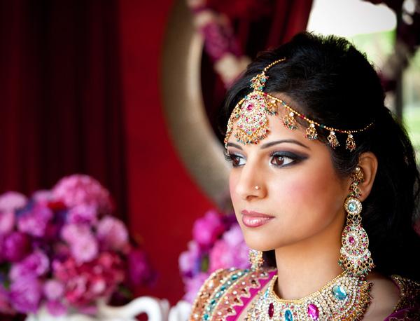 Indian Wedding Photo Shoot By Greg Blomberg Maharani
