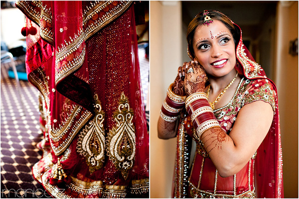 Fabulous Chicago Indian Wedding By Monica Z Photography