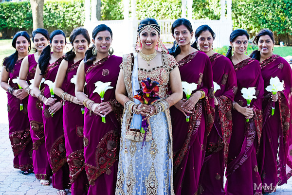 Dallas Indian Wedding By MnM Foto