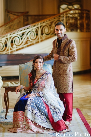 Modern Indian Wedding by Reams Photo San Diego