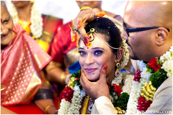 Fiery South Indian Tamil Wedding By Swans Wedding