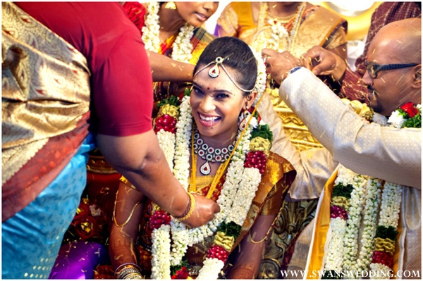 Fiery South Indian Tamil Wedding By Swans Wedding
