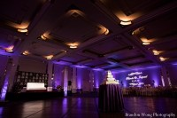 Candlelight Indian Wedding Reception by Brandon Wong ...