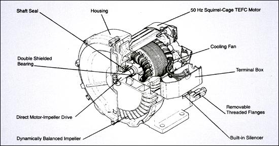 Air Curtain Blower, Rotary Lobe Pump, Vacuum Pump