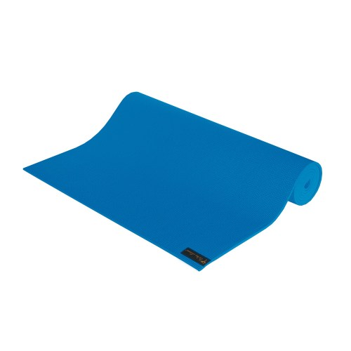 Yoga & Pilates mat-blue