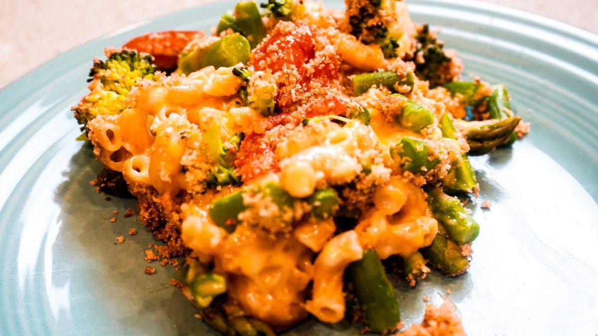 The Scoop with Lea | Veggie Mac & Cheese 2