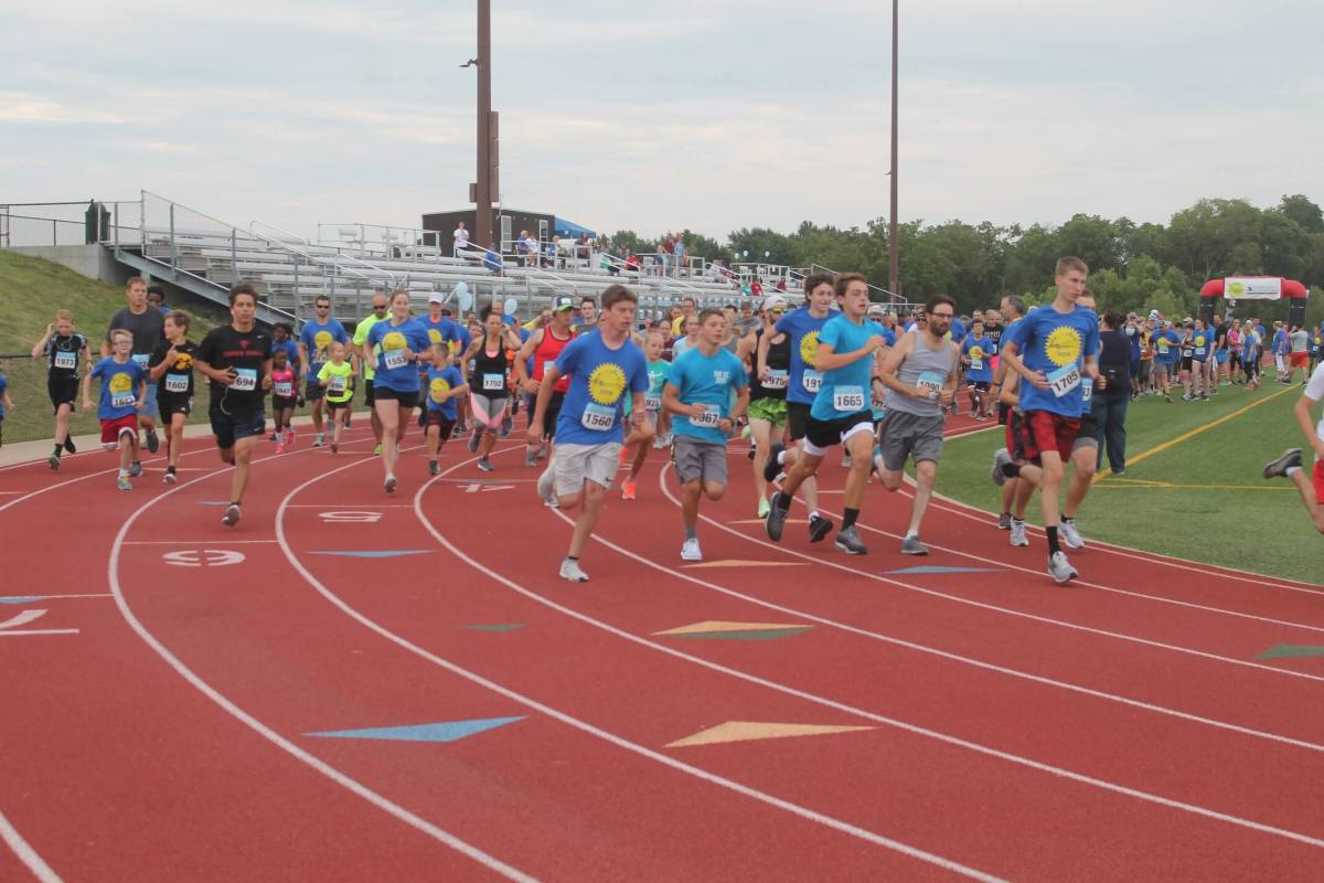 10th Annual Run In The Sun 2021! 18