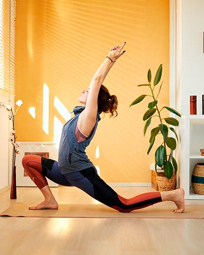 Yoga para el equilibrio y balance interior