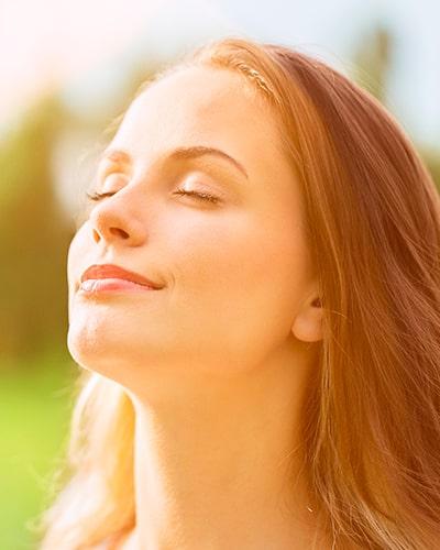 Practica respiración - Ayurveda y la menstruación
