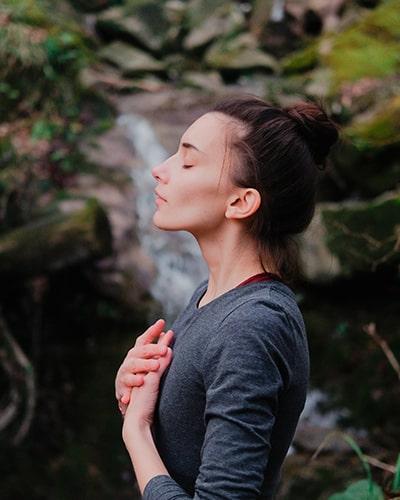 Realizar respiraciones diarias