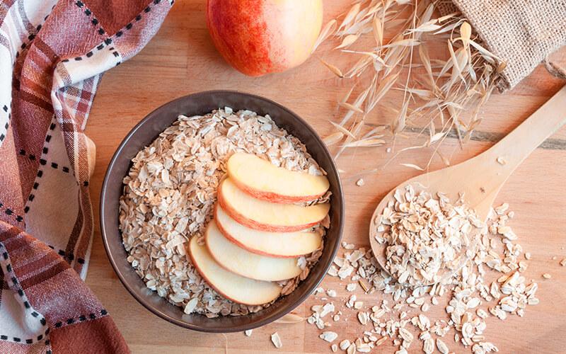 Alimentacion sana para reducir el colesterol