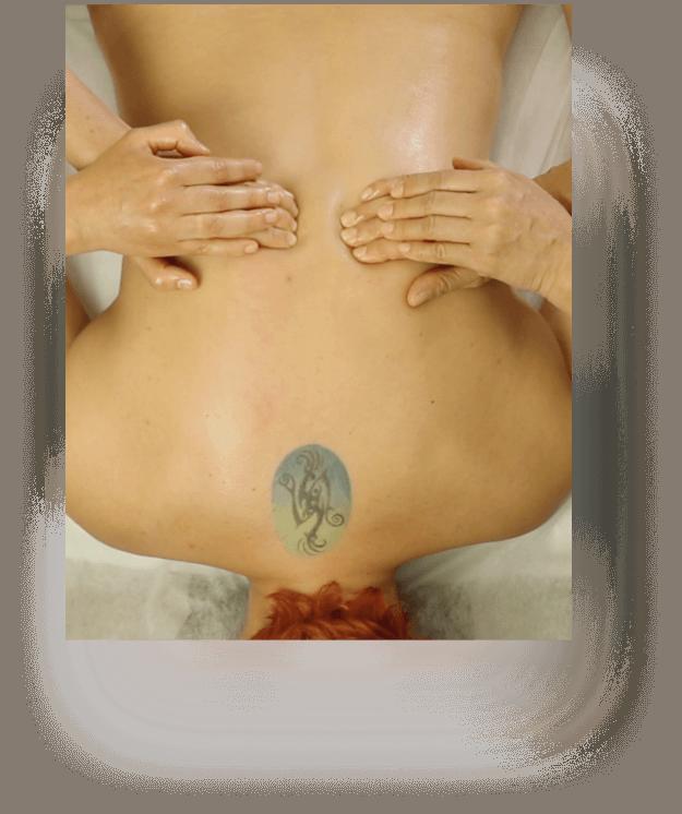 Masajes terapéuticos en cuerpo completo a cuatro manos – Abhyanga –