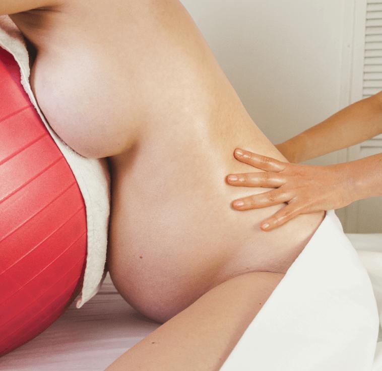 Contraindicaciones del masaje para Embarazadas