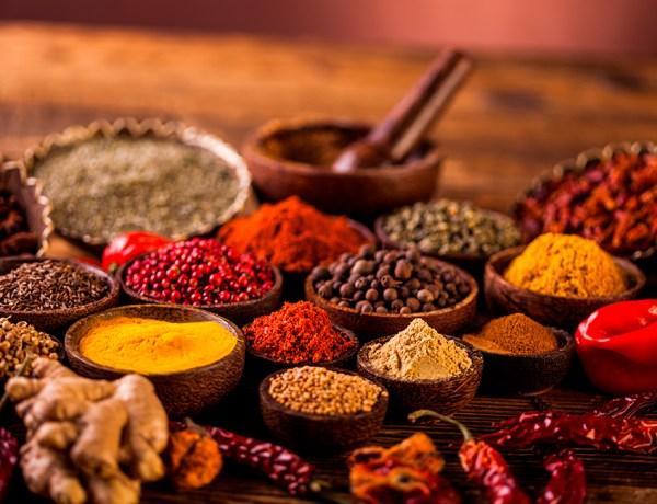 Importancia de las especias en Ayurveda