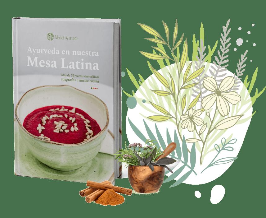 Libro de cocina Ayurveda en PDF