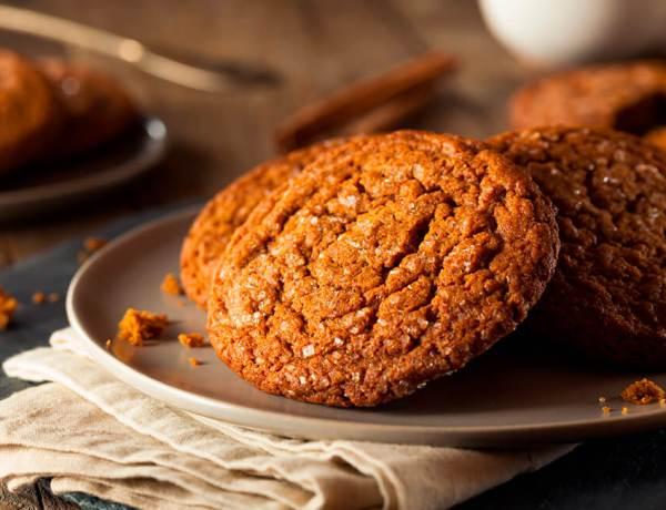 Receta galletas de jengibre
