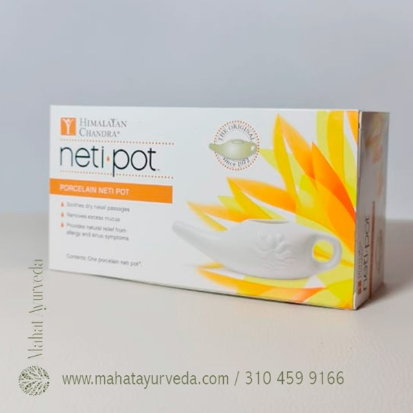 Neti Pot - Lavado Nasal