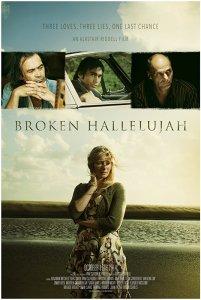 """Film Poster of """"Broken Hallelujah"""" (2014)"""