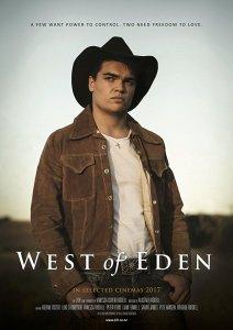"Film Poster for ""West Of Eden"""