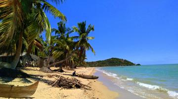 Visites d'iles paradisiaques