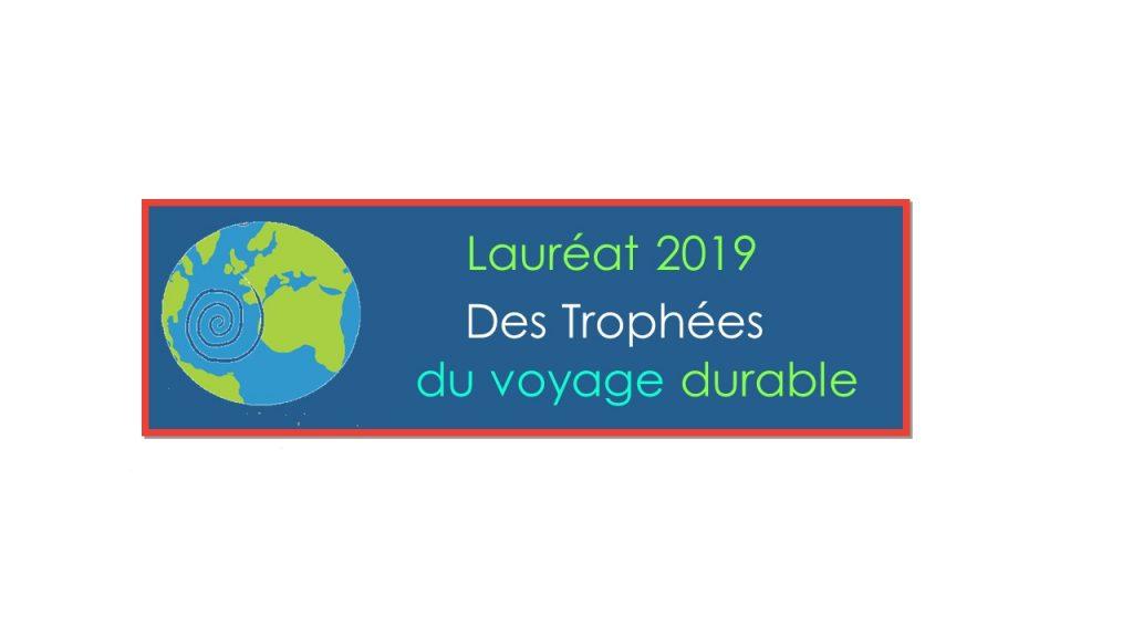 trophée des voyages durables et responsables à Madagascar