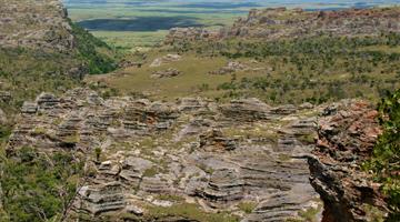 Visite du parc national de l'Isalo à Madagascar