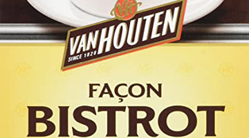 La marque de chocolat Van Houten