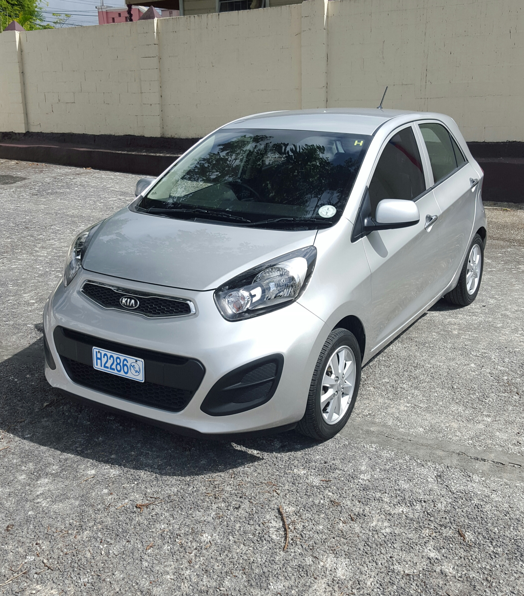 Vehicles - M.A.H Car Rentals - Car Rental Barbados