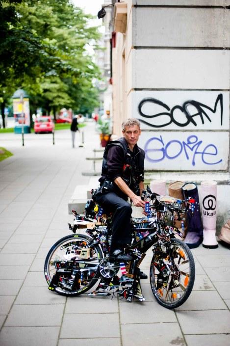 Warsaw - Street photography