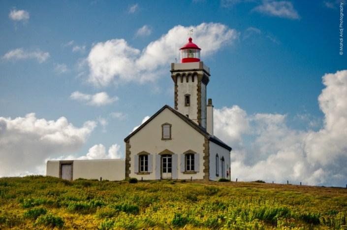 Le phare des poulains - Bretagne