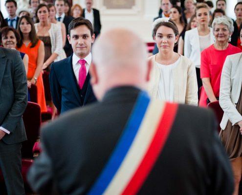 Photographe de mariage Paris 16