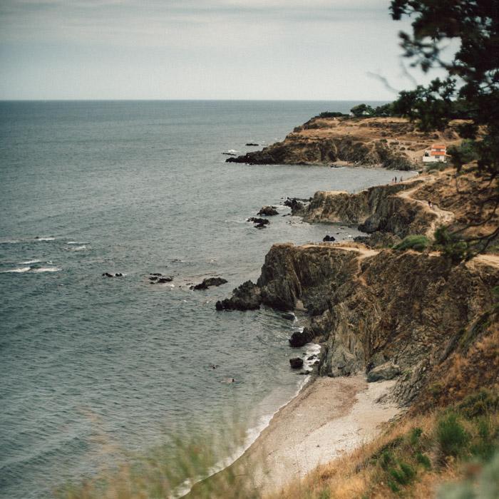 Randonnée sur la côte Vermeille 2