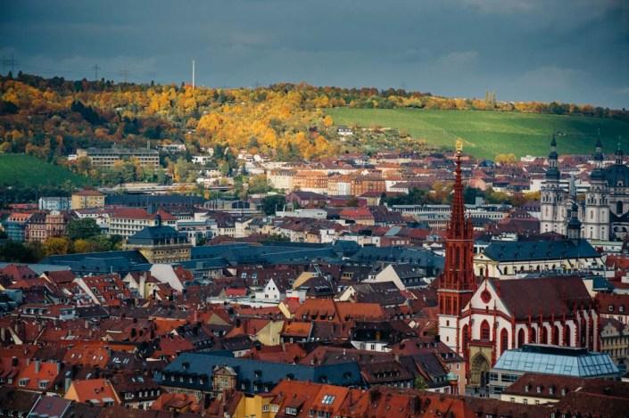 One day in Würzburg 45