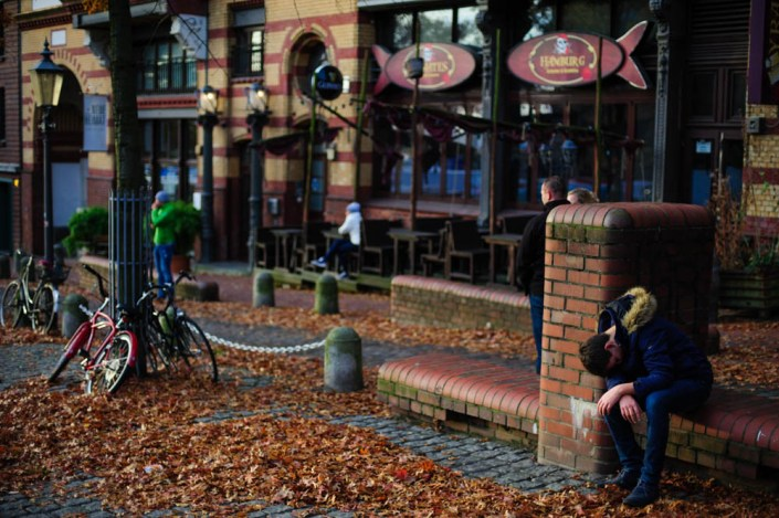 Hamburg fish market - Fischmarkt 13