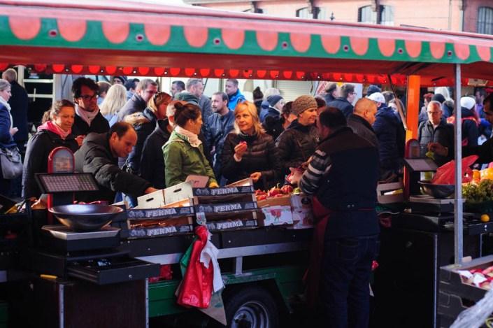 Hamburg fish market - Fischmarkt 26