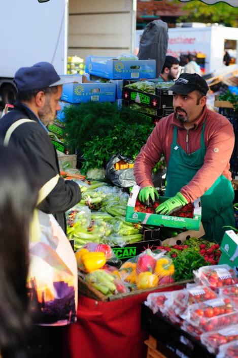 Hamburg fish market - Fischmarkt 31