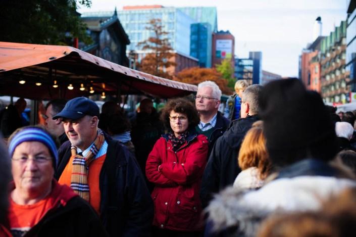Hamburg fish market - Fischmarkt 1
