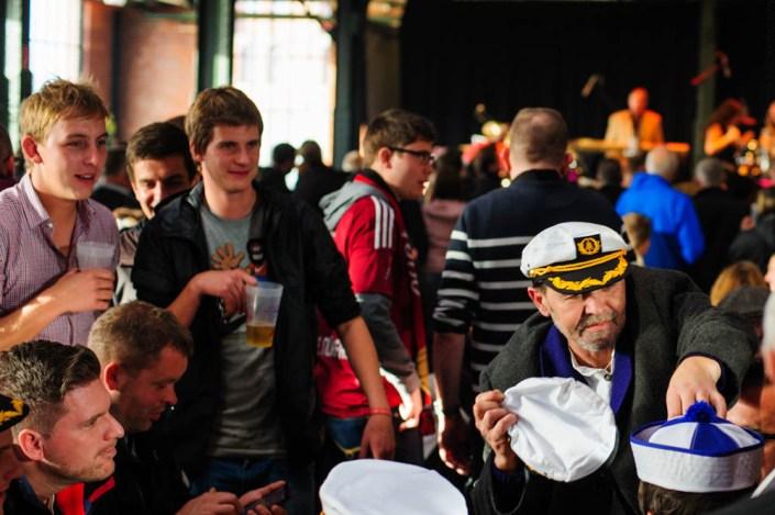 Hamburg fish market - Fischmarkt 8