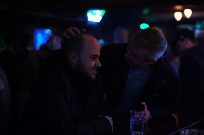 One night in Reeperbahn 32