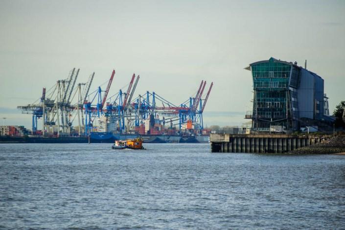 Port of Hamburg 41