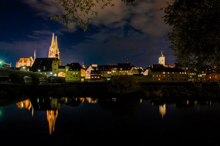 Visiting Regensburg in Autumn 10