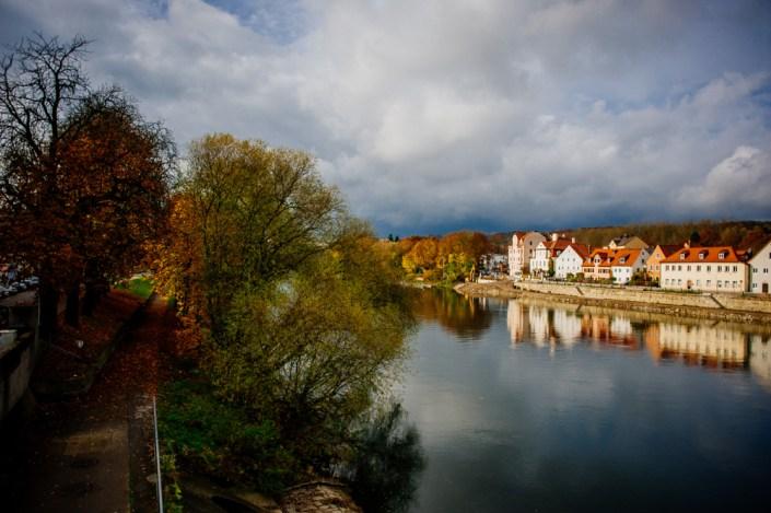 Visiting Regensburg in Autumn 2
