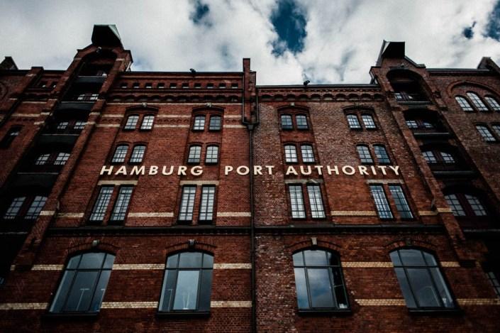 Hamburg port authority - Speicherstadt
