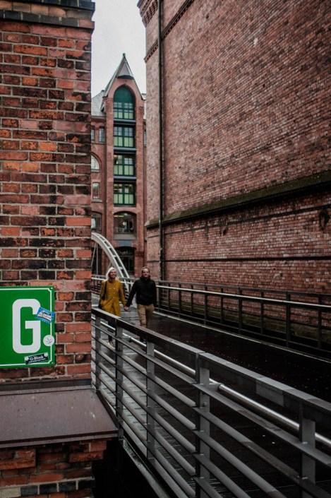 Block G - Speicherstadt - Hamburg